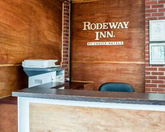 Rodeway Inn Niagara Falls: Lobby