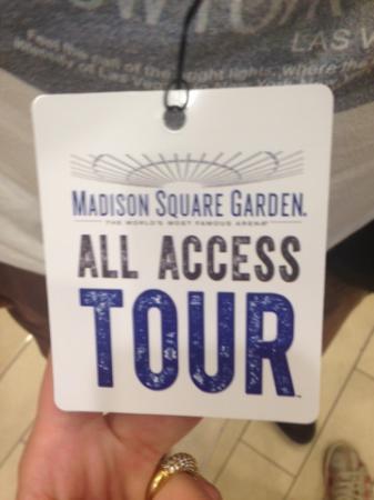 all access tour ny