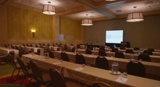 Wyndham Lake Buena Vista Disney Springs Resort Area: Horizons Ballroom Classroom Set Up