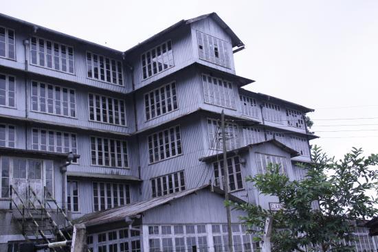 Sembuwatta Reach: tea factory