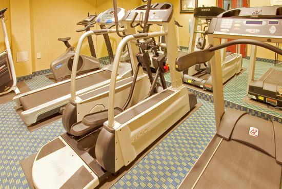 Holiday Inn Fort Worth North-Fossil Creek: Fitness Center