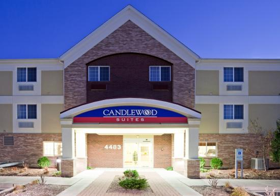 Brown Deer, WI: Candlewood Suites, Milwaukee's premier extended stay hotel