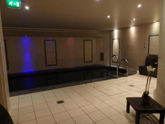 The pool picture of rhinefield house hotel brockenhurst - Hotels in brockenhurst with swimming pools ...