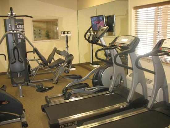 Candlewood Suites Paducah: 24 Hour Fitness Center