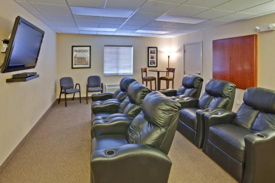Candlewood Suites Paducah: Theater Room
