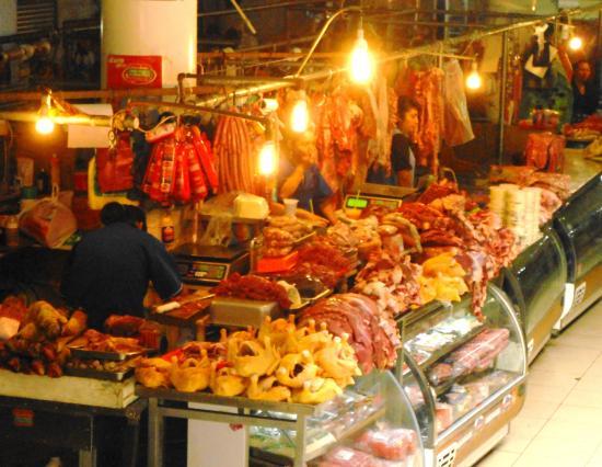 Mercado Centro Comercial Loja