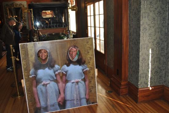 Most haunted room ... ours. - Picture of Stanley Hotel ...