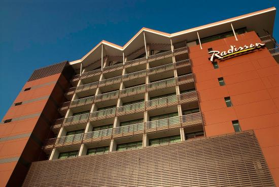 Radisson Summit Hotel And Golf: Exterior