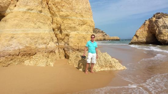 Bela Vista Hotel & Spa: on the beach