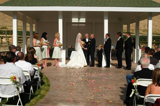 Palisade, CO: Wedding