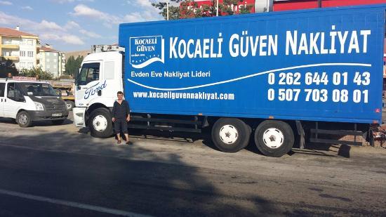 Kocaeli Province, Turkiet: kocaeli evden eve nakliyat  - 0 262 644 0143