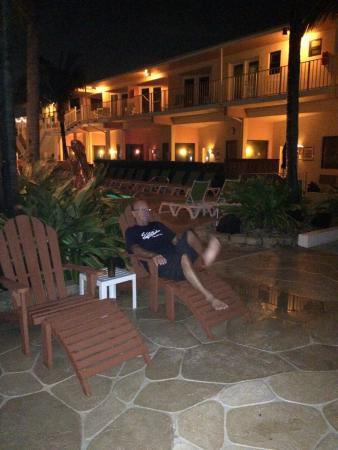 Windjammer Resort: relaxing