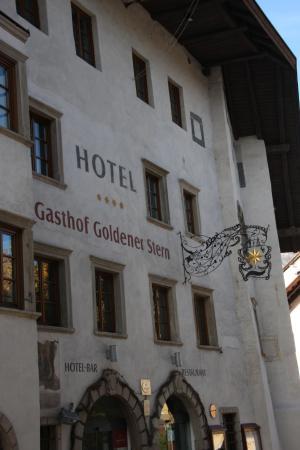 Hotel Goldener Stern : Gasthof Goldener Stern
