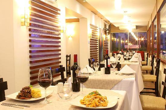 El Polo Apart Hotel & Suites: Restaurante El Polo Bistro