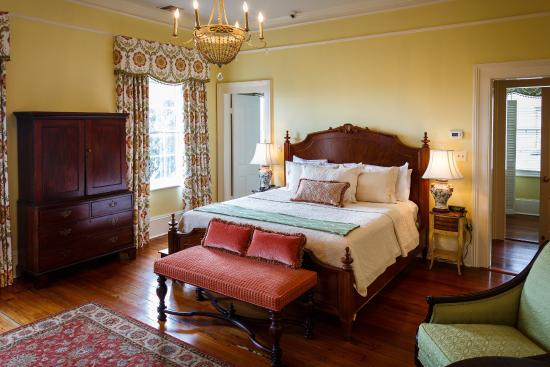 The Gastonian - A Boutique Inn: The Sheftall-Sheftall Room