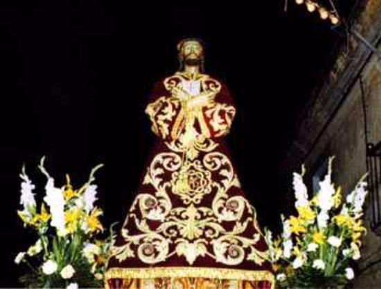 Almazan, Spanyol: Jesus Nazareno