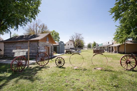 Abilene, Kansas: Old West Town