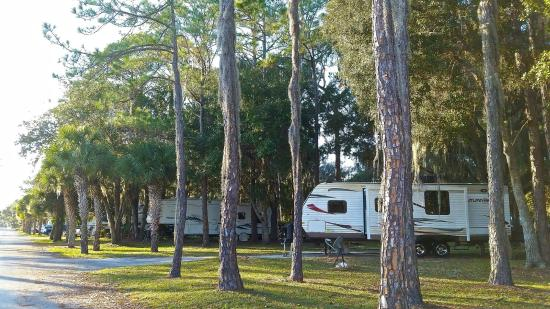Boggy creek resort and rv park picture of boggy creek for Boggy creek fish camp