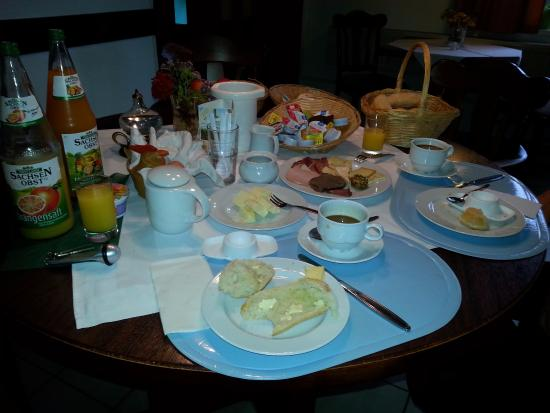 Grimma, Alemania: An Excellent Breakfast
