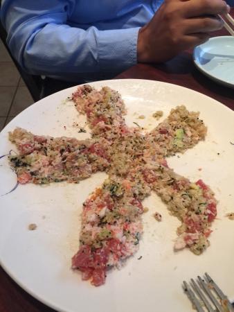 Picture of the blue fish north dallas dallas for Blue fish sushi thai
