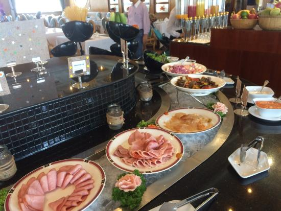 Breakfast Buffet Dont Miss It Bild Fr 229 N Rex Hotel H 244
