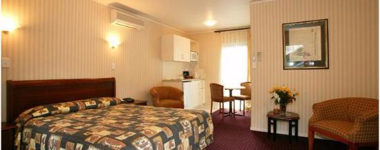 Cornwall Park Motor Inn: Top rooms