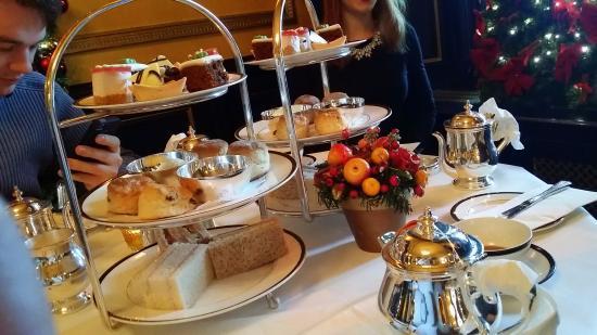 Afternoon Tea Georgian Tea Rooms
