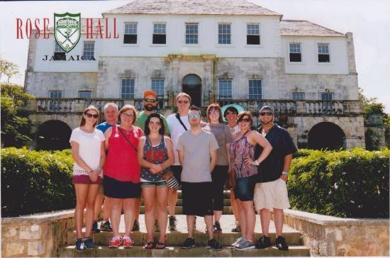 JohnsonDishongh Family Rose Hall Jamaica Nov Picture Of - Liberty tours jamaica