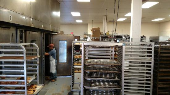 Solomon's Bakery Incorporated: Inside the bakery