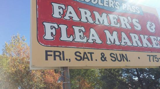Peddlers Pass Old Time Farmers Flea Market