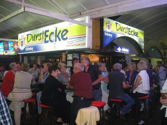 Las Palmas, Spagna: Bar Durstecke