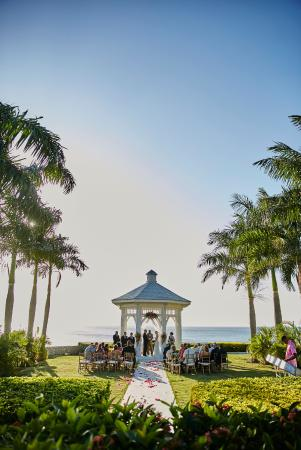 Moon Dance Cliffs: Gazebo Ceremony (Spencer Combs Photography)