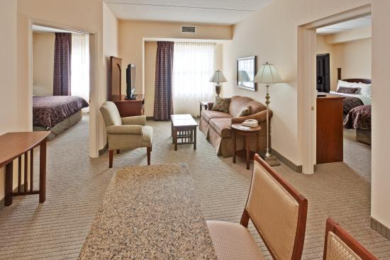 Staybridge Suites Buffalo/West Seneca: Deluxe Room
