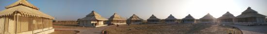 Desert Springs Resort: Tent