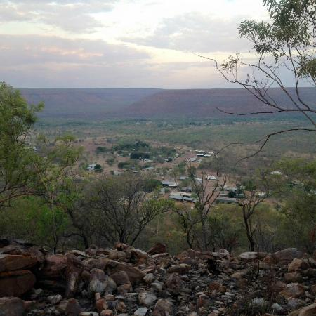 Timber Creek, Australie : Town Lookout
