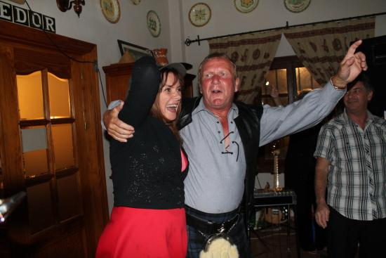 Restaurante El Azabache: Live entertainment