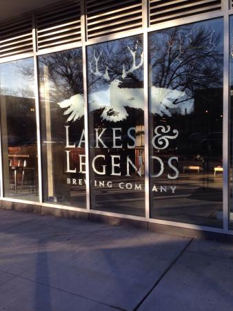 ‪Lakes and Legends Brewing Company‬
