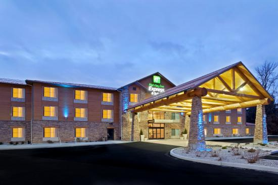 Photo of Holiday Inn Express Hotel & Suites Sandpoint North Ponderay
