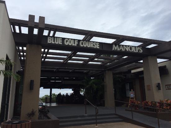 Wailea Old Blue Course Image