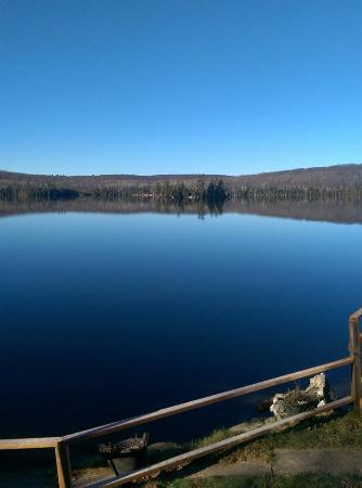 Purdy, Canada: no ripples