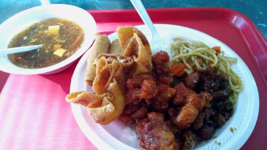 Canton Chinese Cuisine
