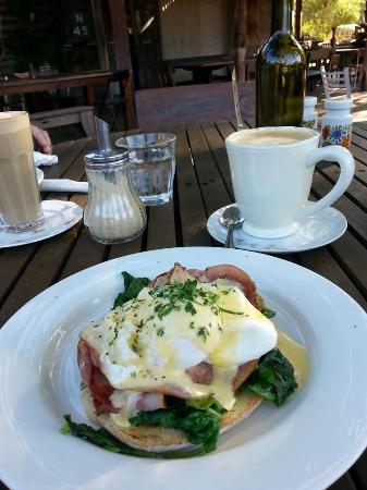 Taylor's Cafe: Eggs benedict