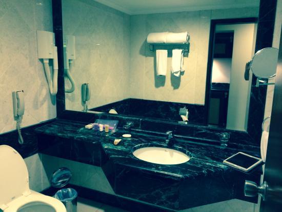 Hotel Al Shohada: حمام