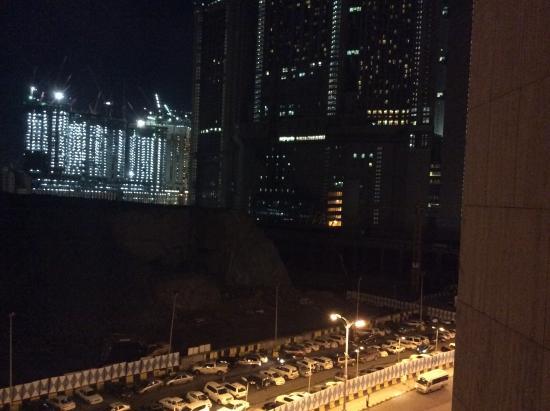 Hotel Al Shohada: المنظر من الغرفة