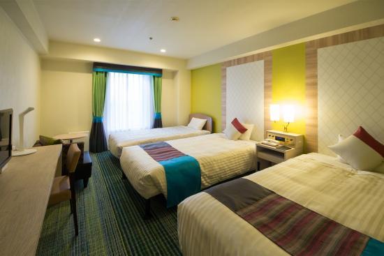 New Otani Inn Sapporo, hoteles en Sapporo