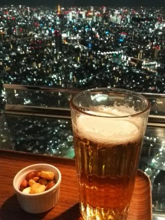 ‪‪Skytree Cafe Floor 350‬: ビール‬