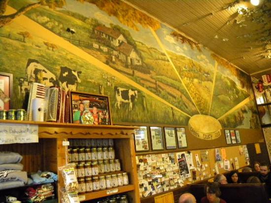 Huge wall mural Picture of Baumgartners Monroe TripAdvisor