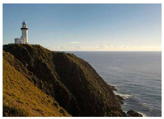 Victoria's at Wategos: Cape Byron Lighthouse