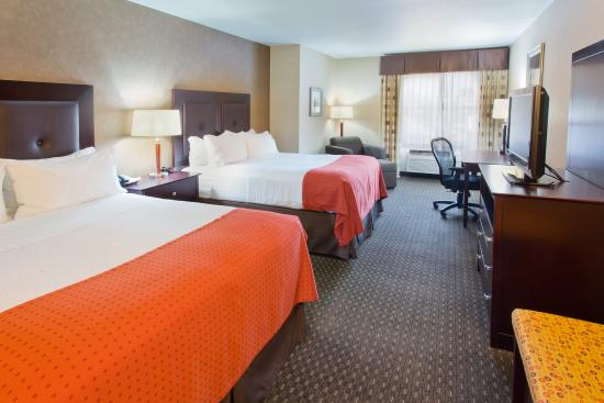 Yakima, WA: Two Queen Bed Guest Room
