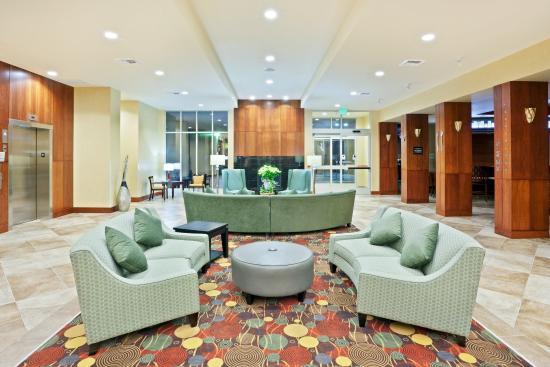 Yakima, واشنطن: Hotel Lobby